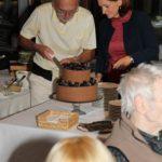 narozeninový dort zakrojení